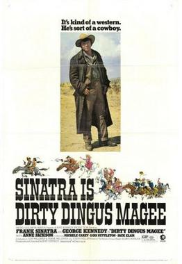 John Kennedy Ford >> Dirty Dingus Magee - Wikipedia