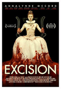 Excision full movie (2012)