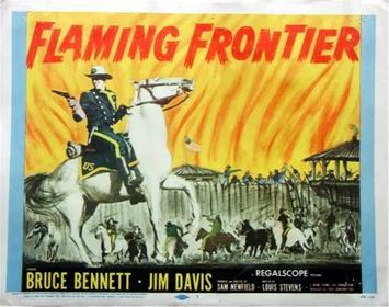 Flaming Frontier Wikipedia