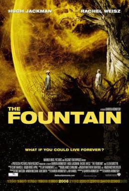 The Fountain (2006) movie poster