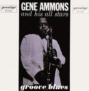 <i>Groove Blues</i> 1958 studio album by Gene Ammons
