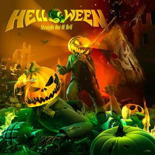 <i>Straight Out of Hell</i> 2013 studio album by Helloween