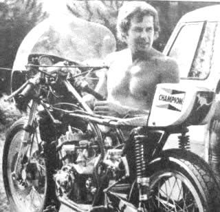 Jack Findlay Australian motorcycle racer