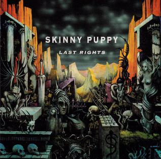 <i>Last Rights</i> (album) 1992 studio album by Skinny Puppy