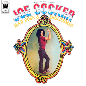 1970 live album by Joe Cocker