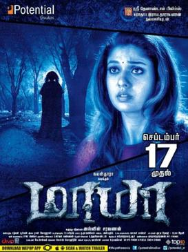 Maya 2015 Tamil Film Wikipedia