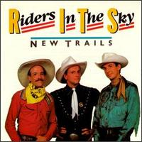 <i>New Trails</i> 1986 studio album by Riders in the Sky