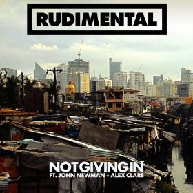 Rudimental featuring John Newman and Alex Clare — Not Giving In (studio acapella)