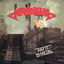 Pay It in Metal US cover