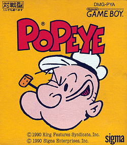 <i>Popeye</i> (1990 video game)