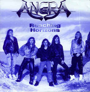 <i>Reaching Horizons</i> 1993 demo album by Angra