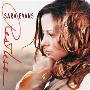 <i>Restless</i> (Sara Evans album) 2003 studio album by Sara Evans