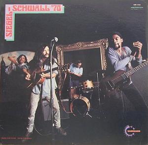 <i>Siegel–Schwall 70</i> 1970 studio album by Siegel–Schwall Band