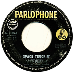 Space Truckin song