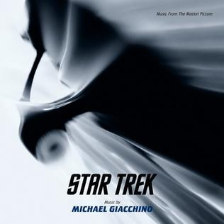 <i>Star Trek</i> (soundtrack) 2009 soundtrack album by Michael Giacchino