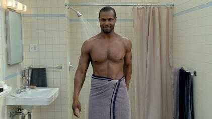 Isaiah Mustafa Wiki Isaiah Mustafa is The Man Your
