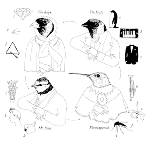 <i>Tomorrow, in a Year</i> 2010 studio album by The Knife in collaboration with Mt. Sims and Planningtorock
