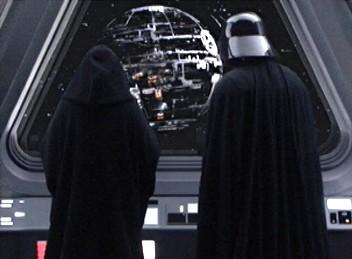 Darth Vader dal concessionario
