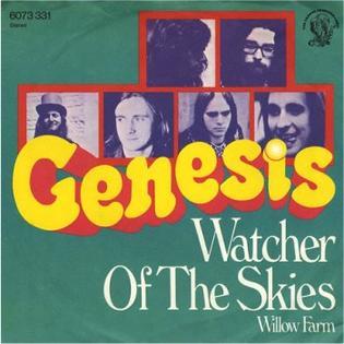 Watcher of the Skies 1972 song by Genesis