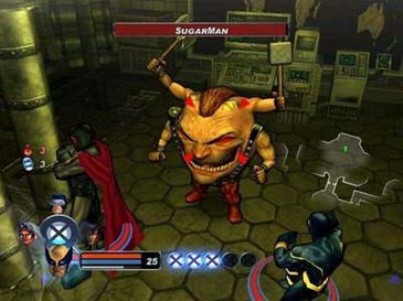 игра x-men legends ii rise of apocalypse
