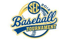2012 southeastern conference baseball tournament wikipedia