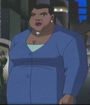Amanda Waller as depicted in Justice League Un...