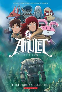 amulet comics wikipedia