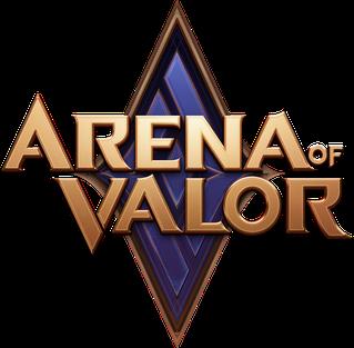 <i>Arena of Valor</i> Multiplayer online battle arena video game