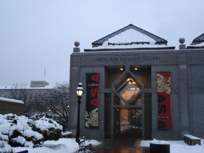 Arthur M. Sackler Gallery #
