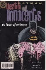 Batman Horror of Landmines Death of Innocents USA, 1996
