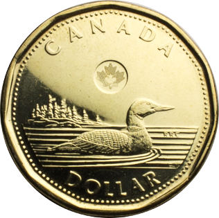 Loonie - Wikipedia