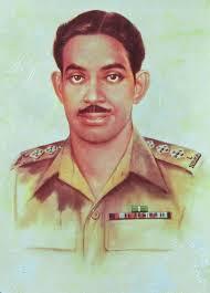 Raja Muhammad Sarwar Officer in Pakistani army