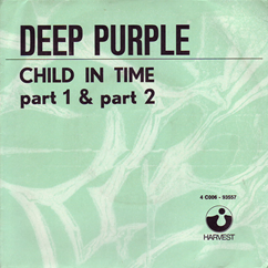 Child in Time 1970 song by Deep Purple