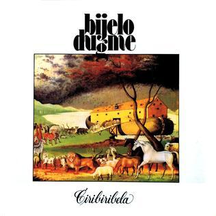 <i>Ćiribiribela</i> 1988 studio album by Bijelo Dugme