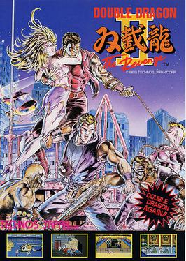 Double Dragon Ii The Revenge Wikipedia
