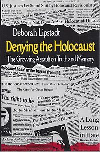 Denying the Holocaust (first edition).jpg