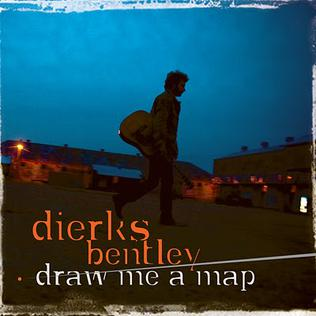 Image result for draw me a map dierks bentley