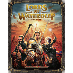 Picture of a game: Lords Of Waterdeep