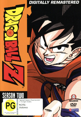 list of dragon ball z episodes season 2 wikipedia