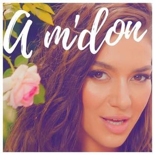 A mdon 2019 single by Elvana Gjata