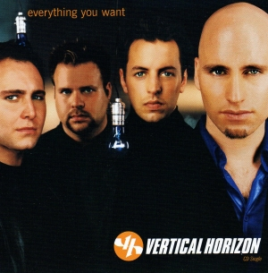 Vertical Horizon - Everything You Want (studio acapella)