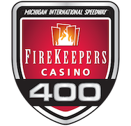 FireKeepers Casino 400 Annual auto race at Brooklyn, Michigan, United States