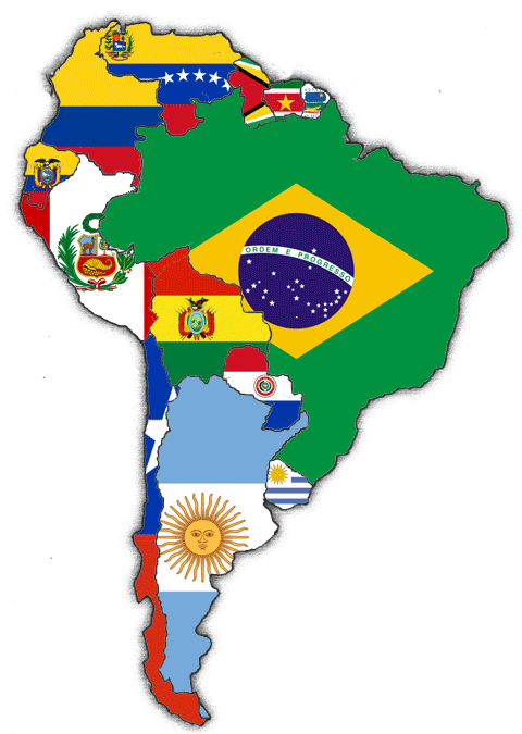 File flags south wikipedia for What color is south america