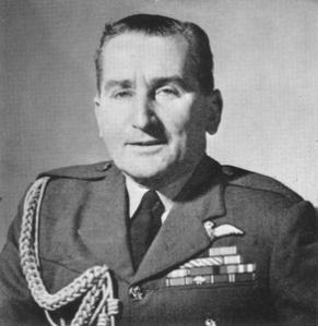 Francis Fogarty Royal Air Force air marshals