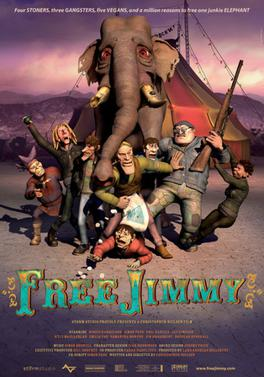 Освободите Джимми / Free Jimmy (2006) Смотреть мультфильм
