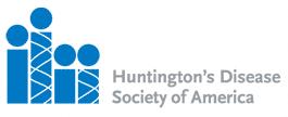 Logo of Huntington's Disease Society of America