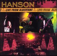 hanson live from albertane
