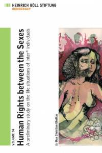 "Front cover of ""Human Rights between the Sexes"" (Dan Christian Ghattas, 2013)"
