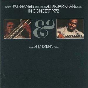 <i>In Concert 1972</i> 1973 live album by Ravi Shankar and Ali Akbar Khan