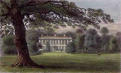 Frognal House by George Shepherd appears in Thomas Ireland's History of Kent published c. 1830. IrelandsFrognal.jpg